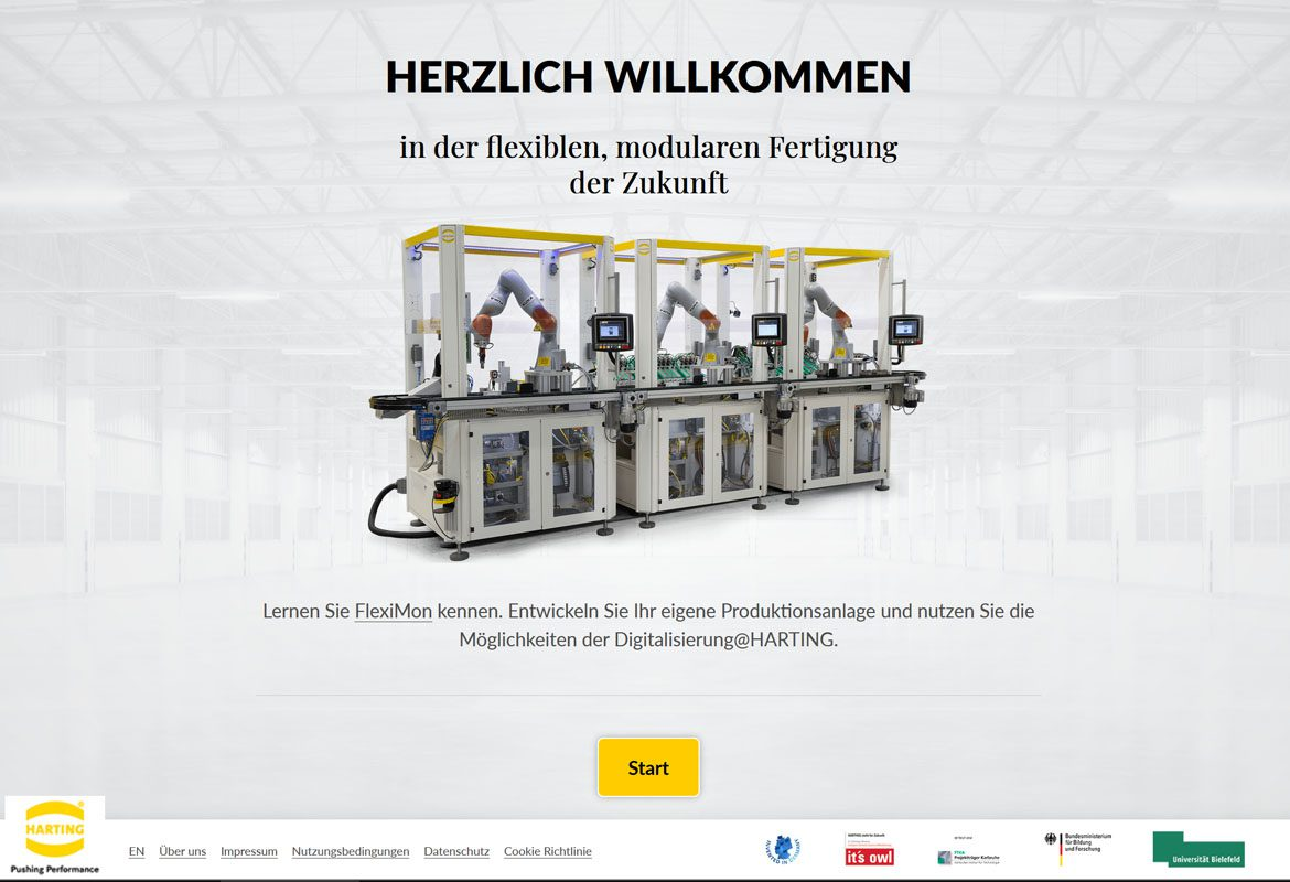 industrial newsgame industrie 4.0 harting